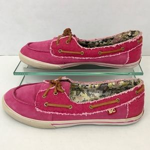 BC Footwear Step On It Boat Shoe
